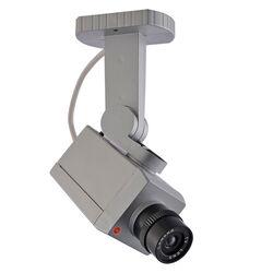 2 telecamere finte con sensore PIR, , large