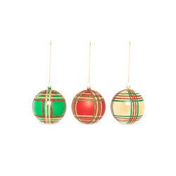 Palline per albero di Natale, set da 3 pz, , large