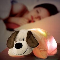 Cuscino con luci cambiacolore, , large