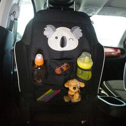 Portaoggetti proteggi sedile per auto Koala, , large