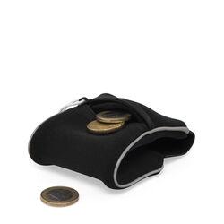 Polsiera portaoggetti - nera, nero, large