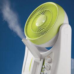 Ventilatore - nebulizzatore ad ultrasuoni, , large