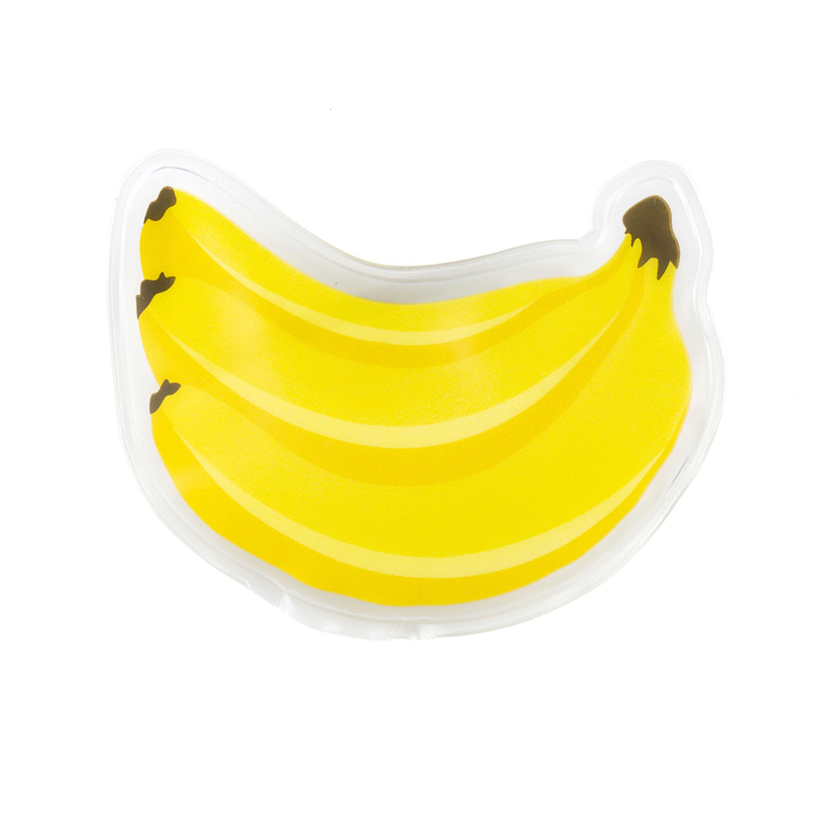 Poche de gel chaud/froid pour aliments - Banane, , large