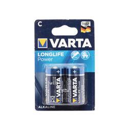 Batterie Varta C (mezza torcia), , large