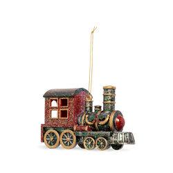 Addobbo vintage locomotiva, , large