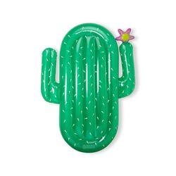 Materassino gonfiabile da mare cactus, , large