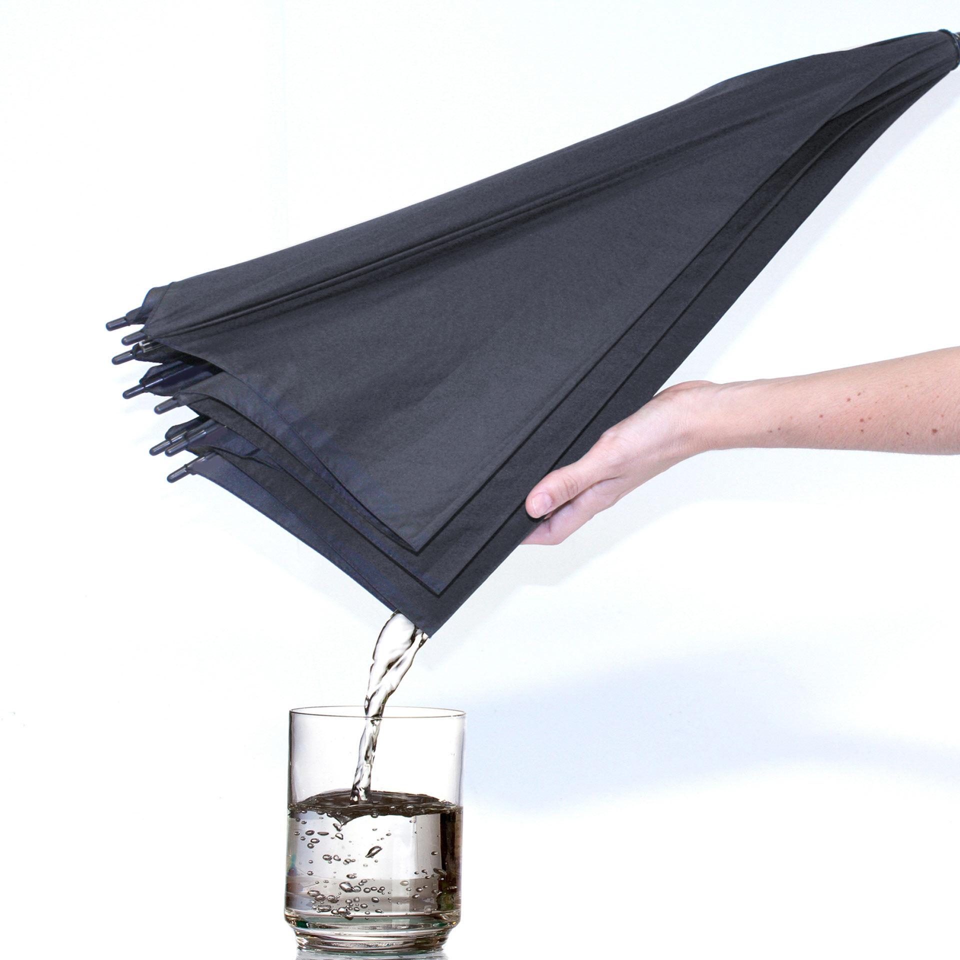 Parapluie à ouverture inversée, , large