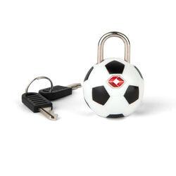 Lucchetto di sicurezza TSA con chiavi, , large