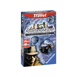 Ravensburger Gioco da viaggio 23416 - Scotland Yard Travel, , large