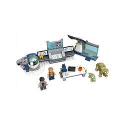 Il laboratorio del Dottor Wu: fuga dei baby dinosauri 75939, , large