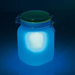 Barattolo - Lampada ad energia solare, , large