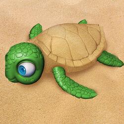 Formina per sabbia animali marini - Tartaruga, , large