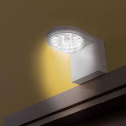 Luce sopra porta con sensore PIR, , large