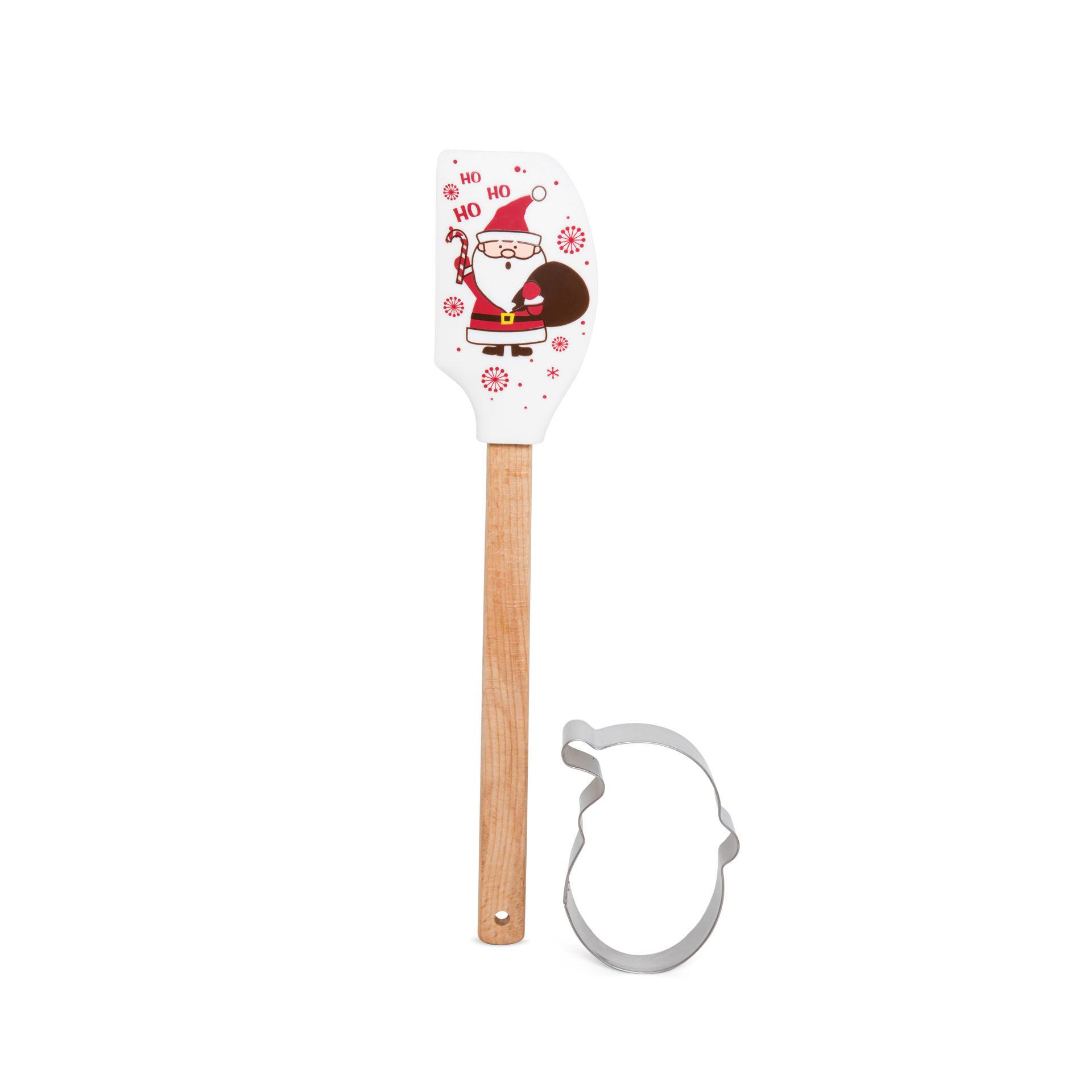 Lot spatule avec emporte-pièce, , large