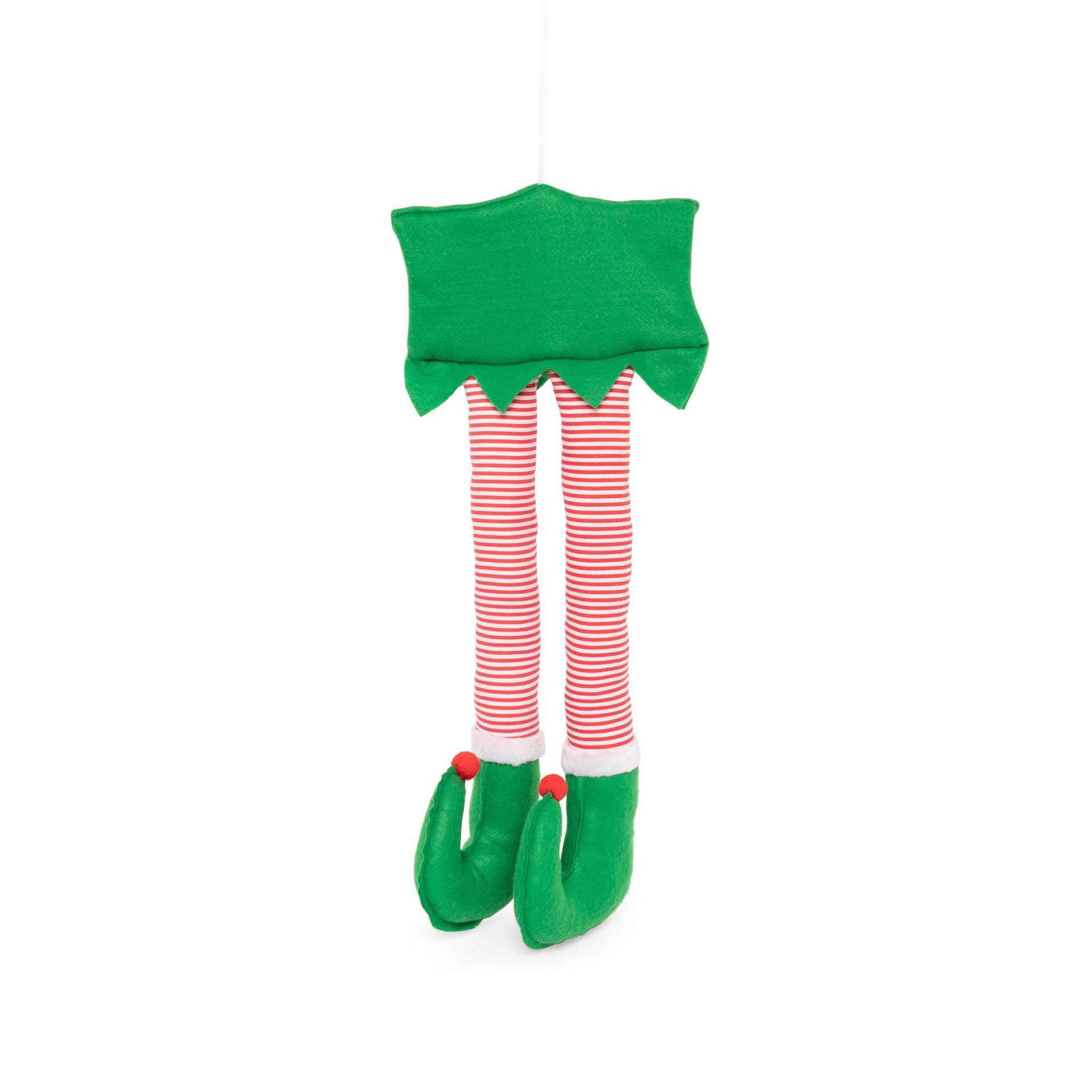 Décoration maxi jambes d'elfe, , large