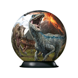 Ravensburger 3D Puzzleball 11757 - Jurassic World, , large
