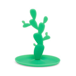 Svuotatasche a forma di cactus colore verde, verde, large