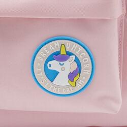 Zainetto unicorno per bambini - rosa, rosa, large