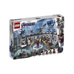Sala delle Armature di Iron Man 76125, , large