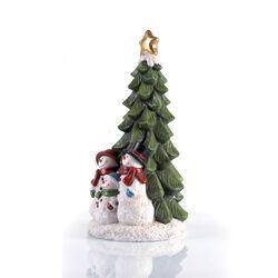 Maxi albero di Natale in ceramica, , large