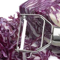 Pela verdure in acciaio inox, , large