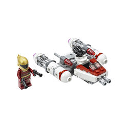 Microfighter Y-Wing della Resistenza 75263, , large
