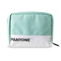 Pochette Pantone - colore Celeste, celeste, large