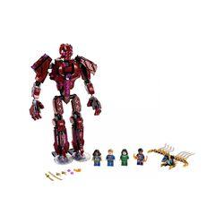 LEGO Marvel All'Ombra Di Arishem, Giocattoli Bambini 7 Anni e Più, Minifigure S 76155, , large