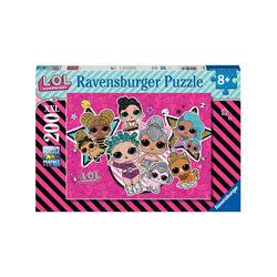 Ravensburger Puzzle 200 pezzi 12884 - L.O.L., , large