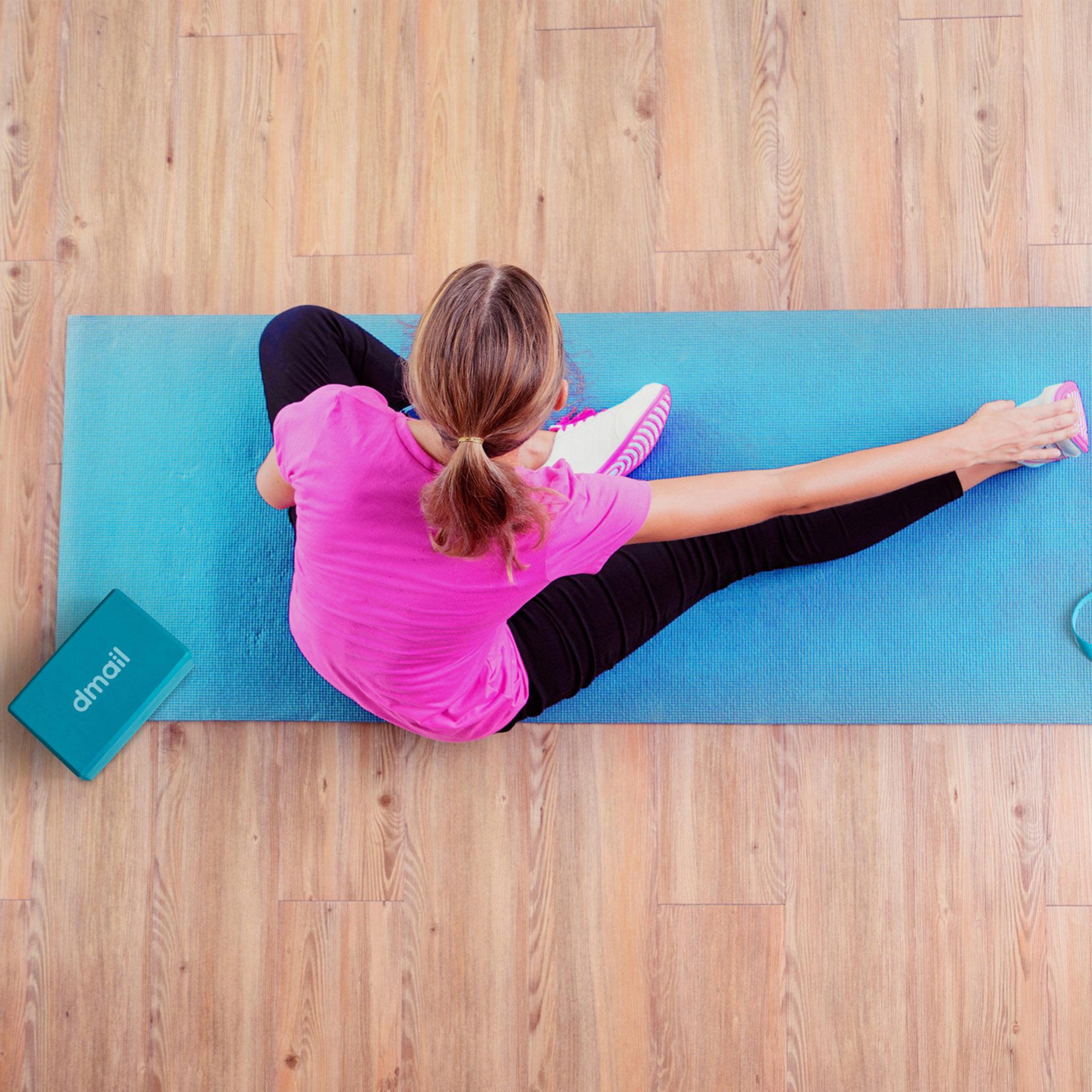 Accessoires de yoga - lot de 4 pièces, , large
