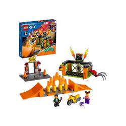 LEGO City Stuntz Stunt Park, Set da Costruzione con Moto Giocattolo con Meccanis 60293, , large