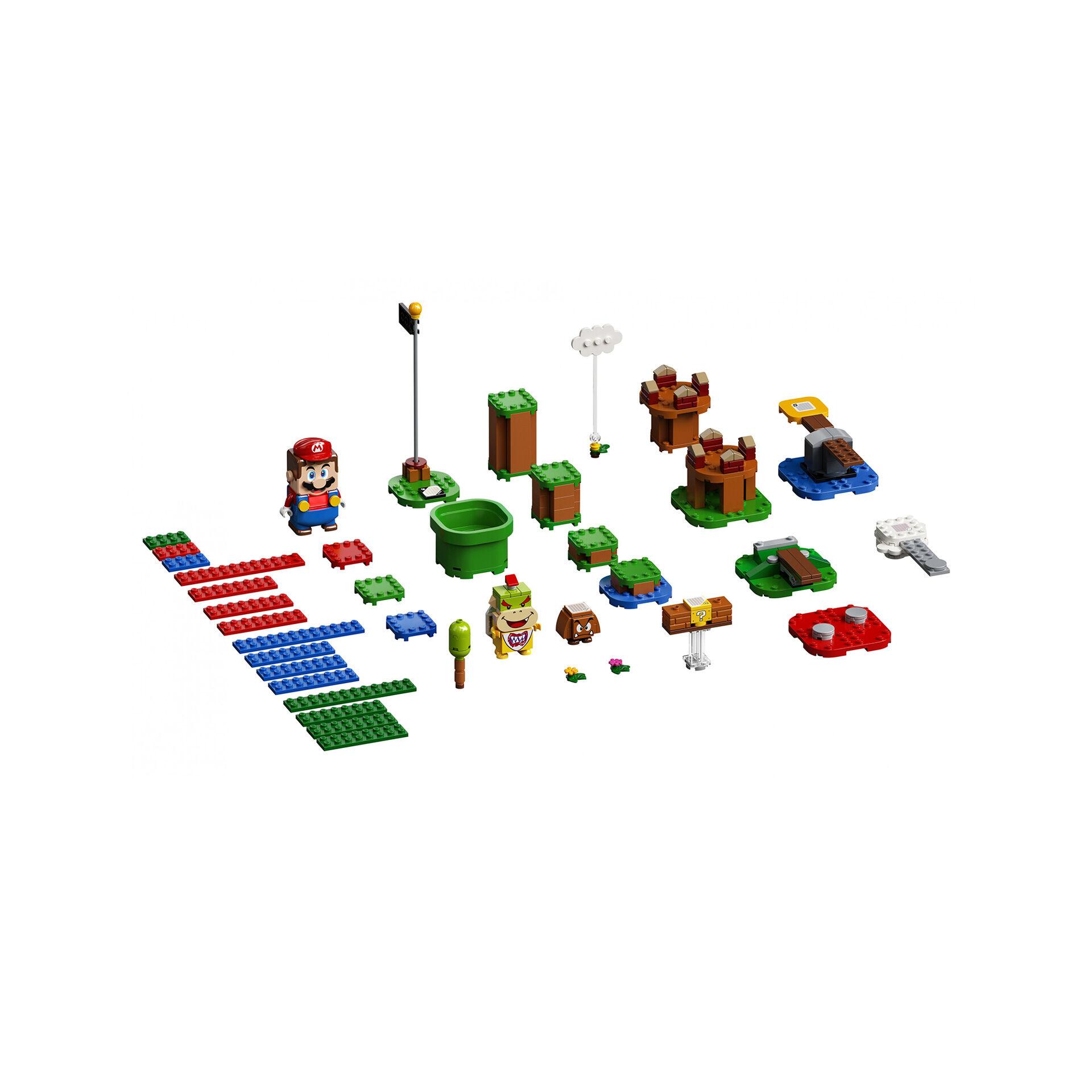 Pack de Démarrage Les Aventures de Mario 71360, , large