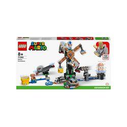 LEGO Super Mario L'Abbattimento dei Reznor - Pack di Espansione, Giocattoli da 71390, , large