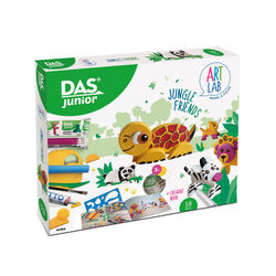 DAS Junior Art Lab Jungle Friends, , large