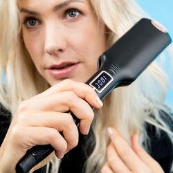 Piastra per capelli ad infrarossi, , large