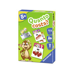 Ravensburger Gioco Educativo 24106 - Quanto costa?, , large