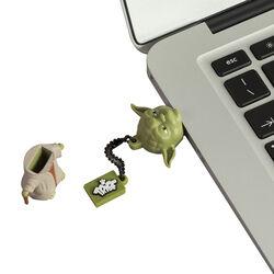 Pen drive Star Wars Yoda 16 GB, , large