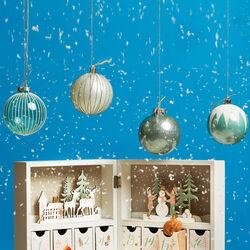 Palline per albero di Natale - Set da 4 pz, , large