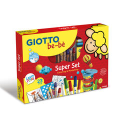 Giotto be-bè My Super Set, , large