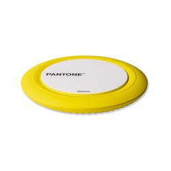 Caricabatteria wireless - colore Giallo, giallo, large