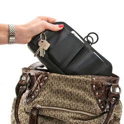 Organizzatore per borsa in ecopelle, , large