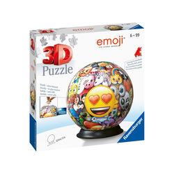 Ravensburger 3D Puzzleball 12198 - Emoji, , large
