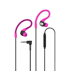 Auricolari stereo Celly Up700 Active - rosa, rosa, large