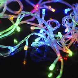 240 luci di Natale cambia colore, , large