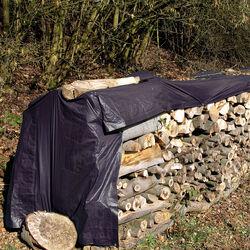 Telo copri legna piccolo, , large