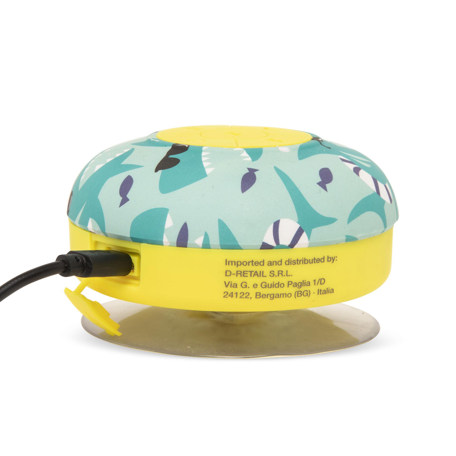 Haut-parleur Bluetooth de douche, , large