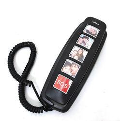 Telefono con 5 tasti di chiamata diretta, , large