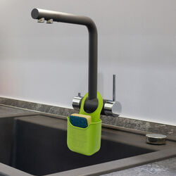 Porta spugne per lavello cucina, , large