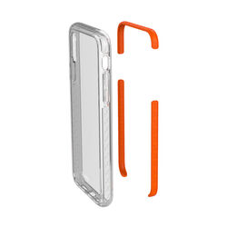 Cover trasparente per iPhone x, , large
