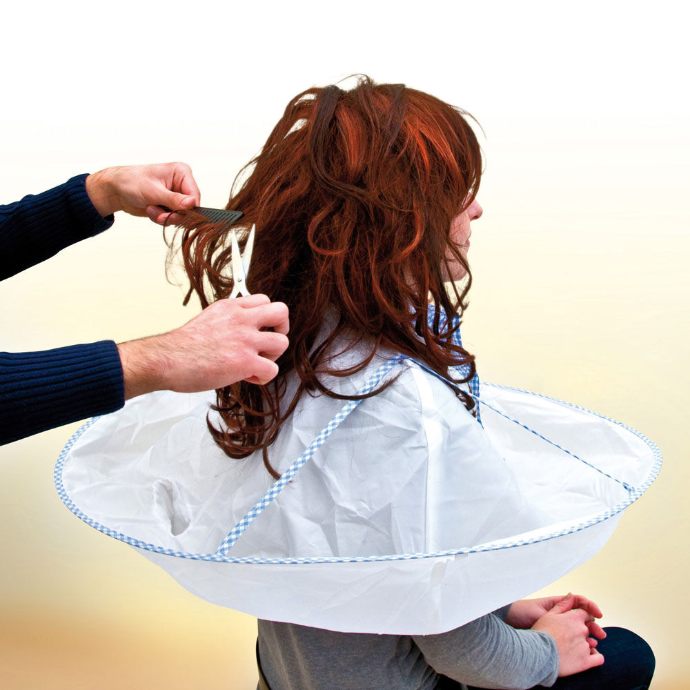 Tablier pour coupe de cheveux, , large